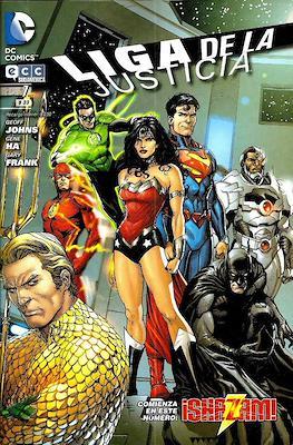 Liga de la Justicia (Grapa) #7