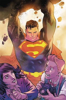 Action Comics Vol. 1 (1938-2011; 2016-... Variant Covers) (Comic Book) #1011