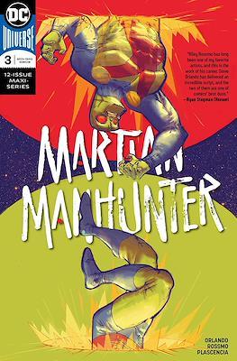 Martian Manhunter Vol. 5 (2018-...) (Comic Book) #3