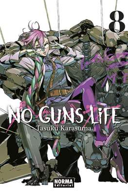 No Guns Life (Rústica con sobrecubierta) #8