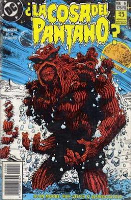 La Cosa del Pantano (1991) (Grapa) #6