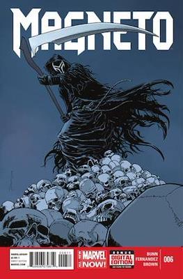 Magneto Vol. 3 (Comic-book) #6