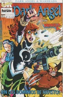 Dark Angel & Warheads (1993-1994) (Grapa) #4