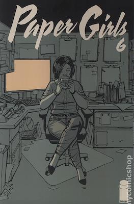 Paper Girls (Variant Cover)