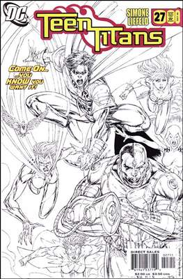 Teen Titans Vol. 3 (2003-2011 Variant Cover) (Comic Book) #27.1