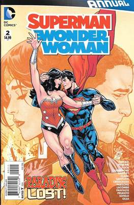 Superman / Wonder Woman Annual (2014-2016) (Comic Book) #2