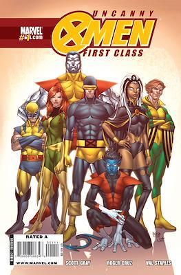 Uncanny X-Men: First Class (Comic Book) #1