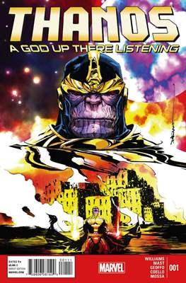 Thanos: A God Up There Listening (Comic-book) #1