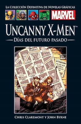 La Colección Definitiva de Novelas Gráficas Marvel (Cartoné) #3