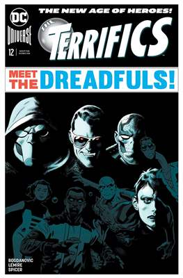 The Terrifics (2018) (Comic Book) #12