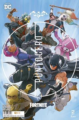 Batman / Fortnite - Punto Cero (Grapa) #2