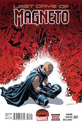 Magneto Vol. 3 (Comic-book) #21