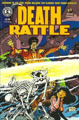 Death Rattle Vol. 3 (1995-1996)