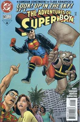 Superman Vol. 1 / Adventures of Superman Vol. 1 (1939-2011) (Comic Book) #541