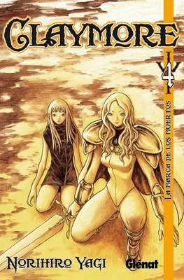 Claymore #4