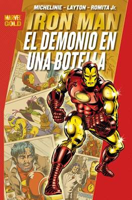 Iron Man. Marvel Gold (Rústica) #2
