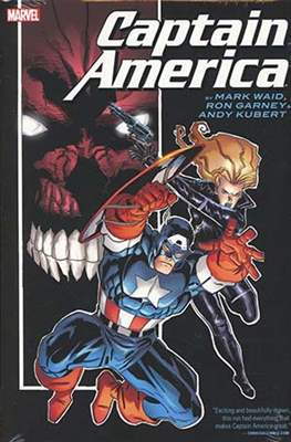 Captain America By Mark Waid, Ron Garney & Andy Kubert