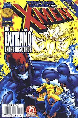Profesor Xavier y los X-Men (Grapa. 17x26. 24 páginas. Color.) #15