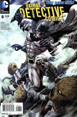Detective Comics Vol. 2 (2011-2016) (Comic-Book) #8