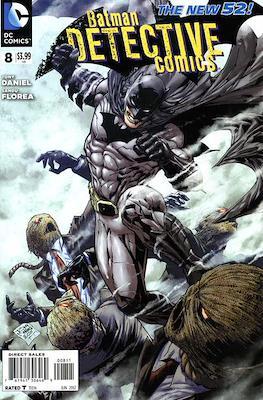 Detective Comics Vol. 2 (2011-2016) #8