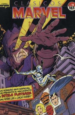 Clásicos Marvel (1988-1991) (Grapa.) #18