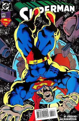 Superman Vol. 2 (1987-2006) (Comic Book) #89
