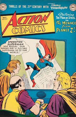 Action Comics Vol. 1 (1938-2011; 2016-) (Comic Book) #168