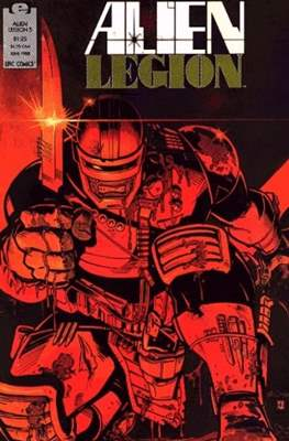 Alien Legion Vol 2 #5