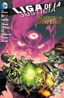 Liga de la Justicia. Nuevo Universo DC / Renacimiento (Grapa) #19