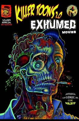 Killer toons 2.0 - Exhumed movies