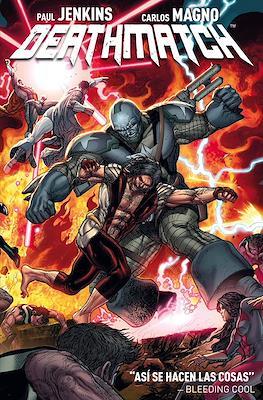 Deathmatch (Rústica 128 pp) #1