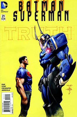 Batman / Superman (2013-2016) (Comic Book) #21