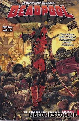 Deadpool (2016-2018) (Rústica) #2