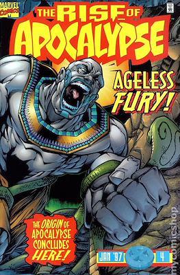 Rise of Apocalypse (Comic Book) #4