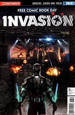 Invasion - Free Comic Book Day 2018