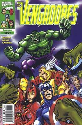 Los Vengadores vol. 3 (1998-2005) (Grapa. 17x26. 24 páginas. Color. (1998-2005).) #39