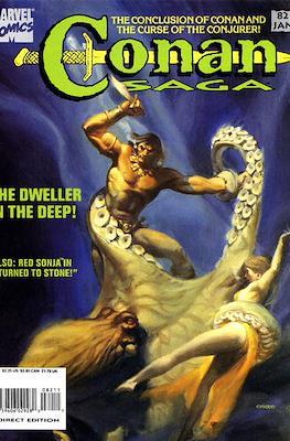 Conan Saga (Comic-book) #82