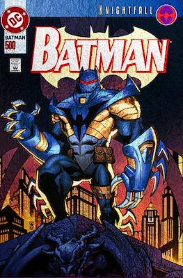 Batman #500 Foil (La Mole Exclusive)