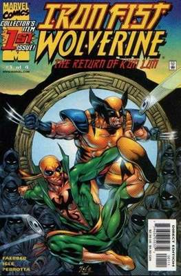 Iron Fist: Wolverine - The Return of K'un Lun (Comic Book) #1