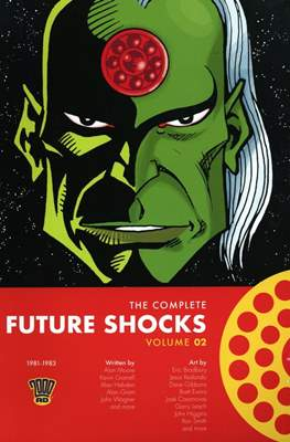 The Complete Future Shocks (Softcover 320-272 pp) #2