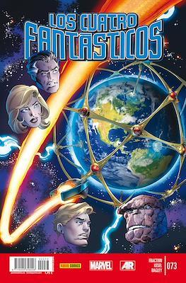 Los 4 Fantásticos / Los Cuatro Fantásticos Vol. 7 (2008-) (Grapa 24-48 pp) #73