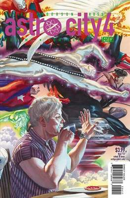 Astro City (Comic Book) #4