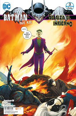 El Batman que ríe: Se alza el infierno #3