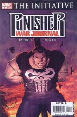 Punisher War Journal Vol 2 (Comic Book) #6