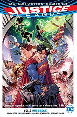 Justice League (2016-...) (Softcover) #2