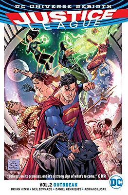 Justice League (2016-...) (Trade Paperback) #2
