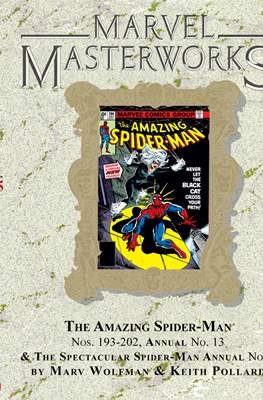 Marvel Masterworks (Hardcover) #245
