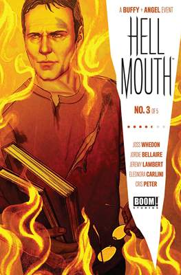 Hellmouth - A Buffy and Angel Event (Comic Book 32 pp) #3