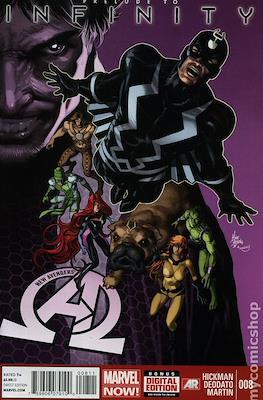 New Avengers Vol. 3 (2013 -2015 ) (Comic-Book) #8