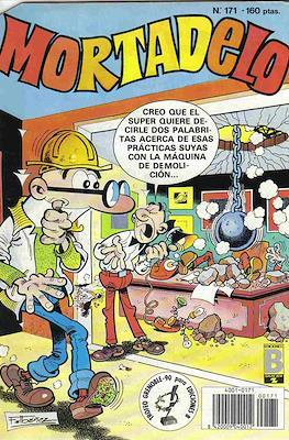 Mortadelo (1987-1991) (Grapa) #171